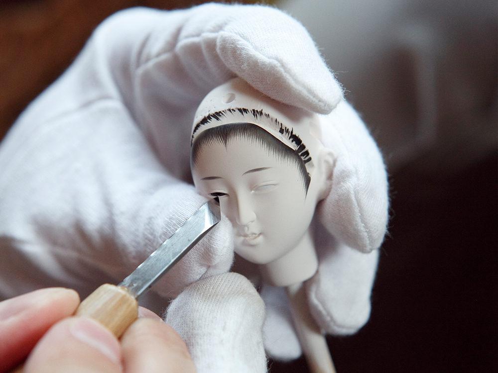大生人形-製作風景(3)